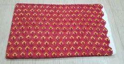 Block Print Running Fabric