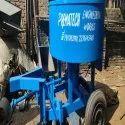 Pan Mixture Tractor Operator