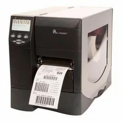 Zebra Industrial Barcode Printer
