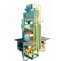 Auto D Moulding Hydraulic Press Machine