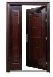 Stainless Steel Security Door, For Home