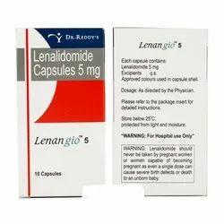 Lenangio Capsule (Lenalidomide)
