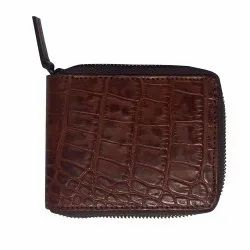 Rfid Blocking Genuine Leather Wallet For Men