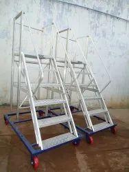 Wide Step Ladder