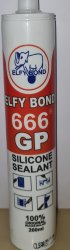 ELFYBOND 666 GP SILICON SEALENT