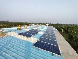 Solar Power Plant Repairing Services