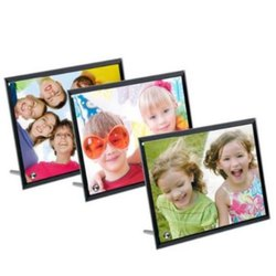 Glass Photo Frame, For Decoration