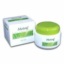 Green Moiste 50 Grams Aloevera Cream