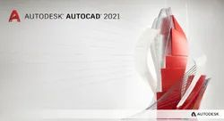 Windows AutoCAD LT 2021 Commercial New Single-user ELD 3 Years Subscription, For Automotive