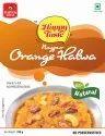 Orange Halwa