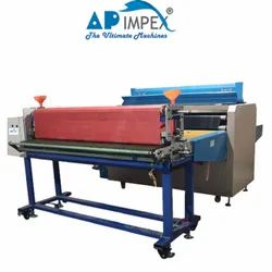 Two Colour Roll To Roll Paperless Rhinestone Transfer Machine
