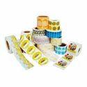 Multicolor Paper Product Label
