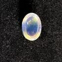 Natural Blue Moonstone Cabochon, Eye Clean Moonstone Gemstone Making For Jewellery