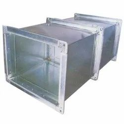 Stainless Steel HVAC Duct, For Industrial Use