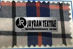KV checks school Uniform Fabric