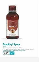Respidryl Couph Syrup, 100 ml