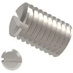 Long Slotted Set Screw
