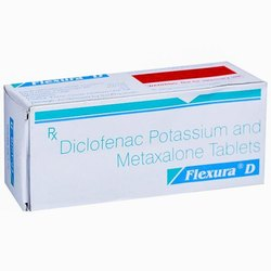 Flexura D (Diclofenac+Metaxalone)
