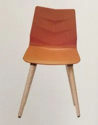 Moulded Cafeteria Chair - Sweden Woody