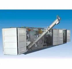 Mobile Sludge Dewatering Machine