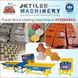 Concrete Cement Tiles Machine