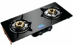 SALUTE Aluminum Flame 108 Gas Stove, For Kitchen, Model Name/Number: 2b Gt Air