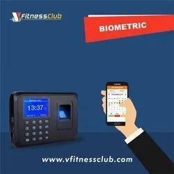 Biometric Attendance Machine - VFitnessClub