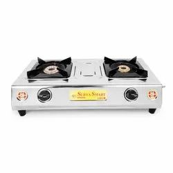 Automatic Auto Ignition 2 Burner Gas Stoves