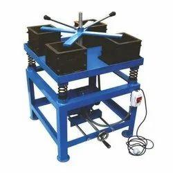 Cube Mould Vibratory Table