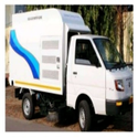 LCV Chassis Mounted Road Sweeper