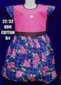 Kids Girls Cotton Frock