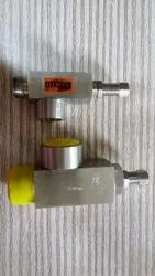 Stainless Steel Safety Relief Valve, Size 1/4 to 4