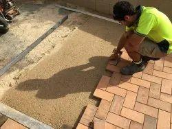 Cement Rectangular Paving Block