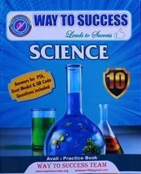 Way To Success Science 10th Std Guide