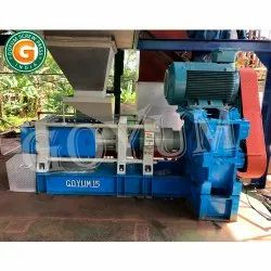 60-75 H.P Electric Palm Kernel Oil Mill Plant, Automation Grade: Semi-Automatic