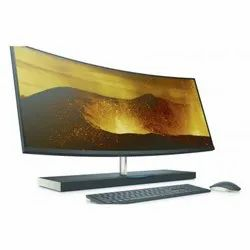 HP ENVY Curved 34-B174in All-in-One Desktop PC