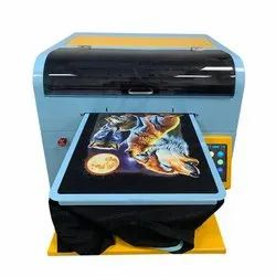 Sublimation Cotton Dark COLOR T-shirt printing machine