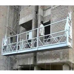 Galvanized Monthly rental for Suspended Platform Zlp 800