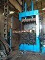 Tyre Baler Machine