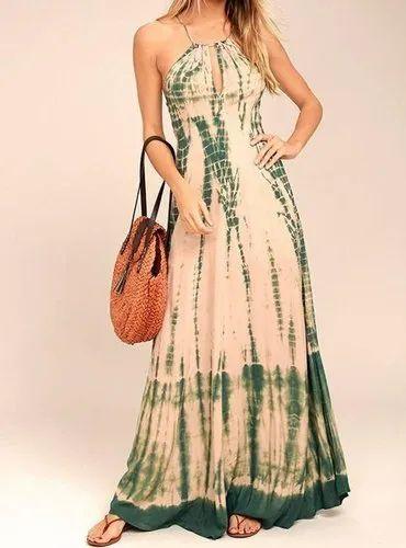 Dress Loose fitting DressTie dyed DressBoho Beach dressBeach tunic SORAYA Short DRESS