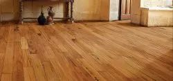 Wooden Sports Flooring Services, For Indoor, Anti-Skidding