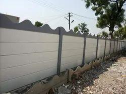 Precast Concrete Compound Wall