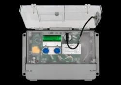 40 A Three Secure Prodigy Energy Meter, For Industrial