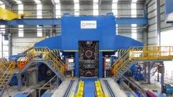 Cold Rolling Mill Roll Laser Alignment Services