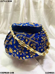 Ethnic Designer Matka Potli Bag