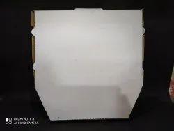 8 Inch Corrugated Pizza Box