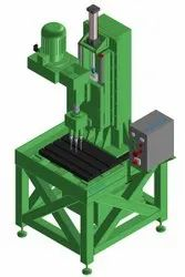SMMH-12 Hydraulic Slide Type Multi Spindle Drilling Machine