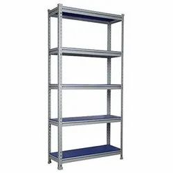 6 Feet Stainless Steel Storage Rack, For Hotel