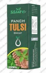 Ssure Panch Tulsi Drop 30ml Anti-Oxident, Anti-Inflammatory