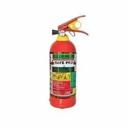 Safetyone Metal alloy Fire Extinguisher, For Industrial, Capacity: 2Kg